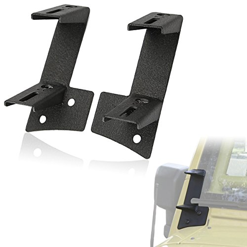 Dual Pillar Light Brackets Windshield product image