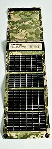 PowerFilm AA Foldable Solar Charger in Digital Camo