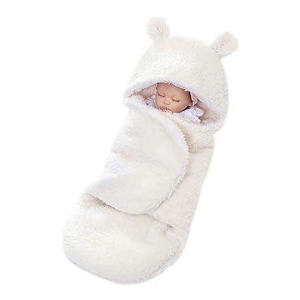 YeahiBaby Mantitas de Arrullo para Bebé Recién Nacido para Cochecito ...
