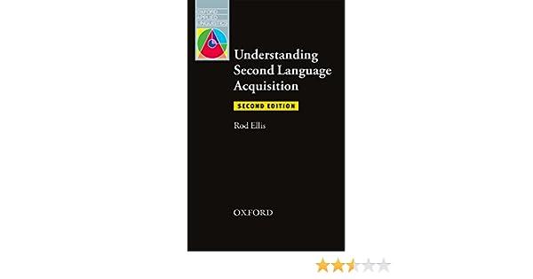 Understanding Second Language Acquisition Ortega Pdf