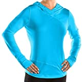 Under Armour Heat Gear Catalyst Running Hoody Thumb Holes 491