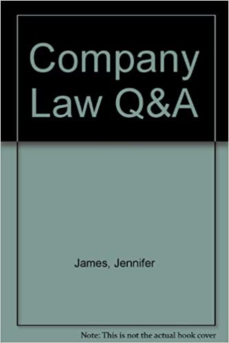Company Law (Question & Answers)