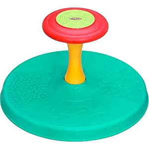 Amazon Com Playskool Classic Sit N Spin Assortment Toys