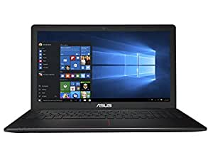 "ASUS FX550IU-WSFX 15.6"" Full HD Gaming Laptop, AMD Quad Core 3.0GHz, Radeon RX 460 Graphics, 128GB SSD + 1TB, 8GB DDR4, Windows 10"