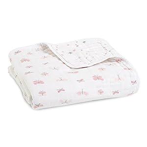aden + anais Dream Blanket | Boutique Muslin Baby Blankets for Girls & Boys | Ideal Lightweight Newborn Nursery & Crib…
