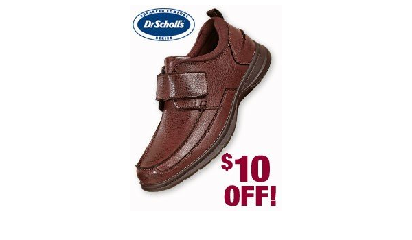 Leather One-Strap Casuals
