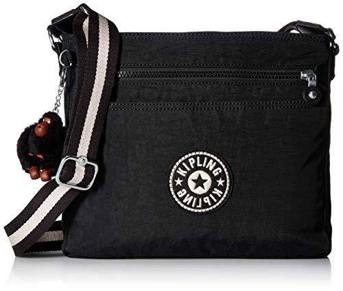 Kipling Shelia Solid Handbag, Black
