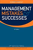 Management Mistakes and Successes Front Cover