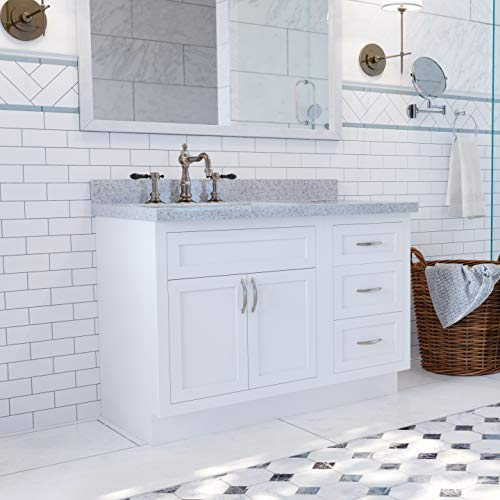 Inset Shaker Vanity Cabinet (42
