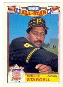Amazon.com: Willie Stargell baseball card 1988 Topps All