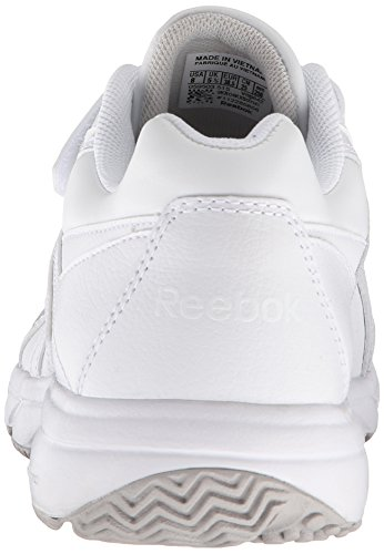 Reebok Women's Work N Cushion Lth KC Walking Shoe White/White quality for sale free shipping cheap low shipping fee clearance Inexpensive PDELQ
