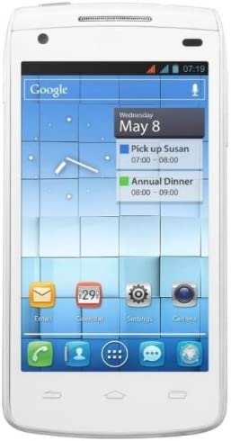 Alcatel One Touch 992D - Smartphone libre (pantalla táctil de 10,2 ...