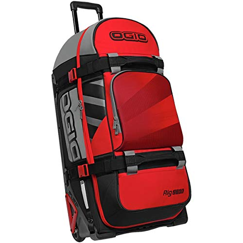 OGIO Rig 9800 LE Gear Bag (RED/HUB)