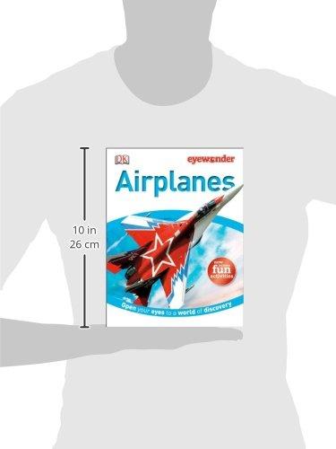 Eye Wonder: Airplanes