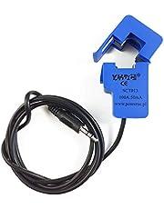 YHDC Split core stroomtransformator SCT013 variaties: input 5A, 10A, 15A, 20A, 25A, 30A, 50A, 60A, 100A uitgang 1V, 0,333V ±1% (SCT013-050 50A/1V).