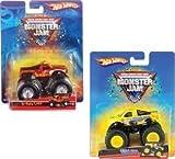 HotWheels / Monster Jam U.S.AIR FORCE AFTERBURNER
