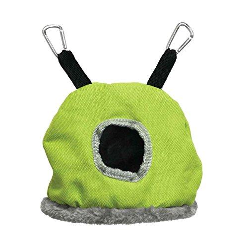 Prevue Pet Small Green Snuggle Sack - (Prevue Pet Snuggle Sack)