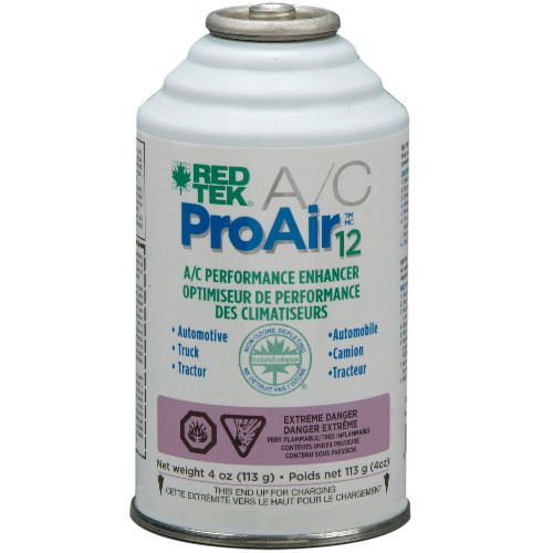 RED TEK ProAir12 A/C Performance Enhancer (4 oz. can), used for sale  Delivered anywhere in USA