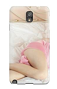 Special Design Back Women People Women Phone Case Cover For Galaxy Note 3