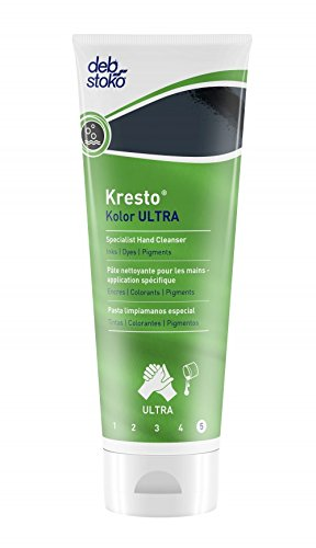 Kresto Kolor Ultra (Reduran) Stoko Ink & Dye Hand Cleaner (250ml Tube) (12 Tubes) by Kresto (Image #1)