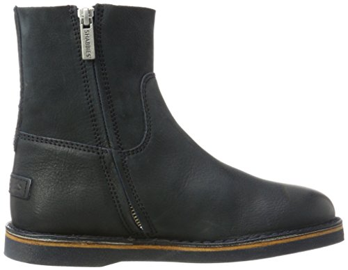 Shabbies Amsterdam Amsterdam, Women's Ankle Boots Blue (Dark Blue 8007)