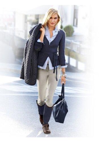 Pour Bateau Stiefel Bleu Chaussures Femme Connections Best Marine fHZIn