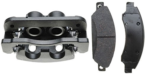 Remanufactured ACDelco 18R2246 Professional Front Passenger Side Disc Brake Caliper Assembly with Pads Loaded