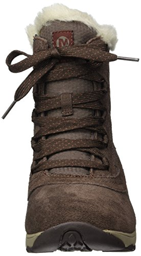 Merrell Women's Ryeland Mid Polar Waterproof Snow Boots Brown (Espresso) Red pre order eastbay discount pre order dn5whPabH