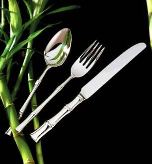 (Ricci Argentieri Bamboo Butter Spreader)