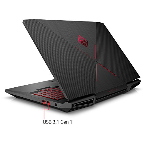 HP OMEN 17-inch Gaming Laptop