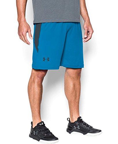 Under Armour Mens UA Raid 10 Shorts Medium BRILLIANT BLUE