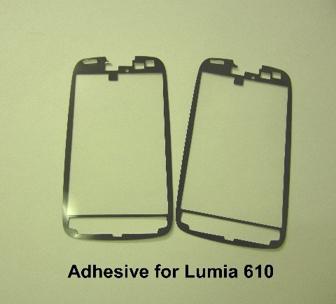 Touch Screen Glass Digitizer for Nokia Lumia 610 - 4