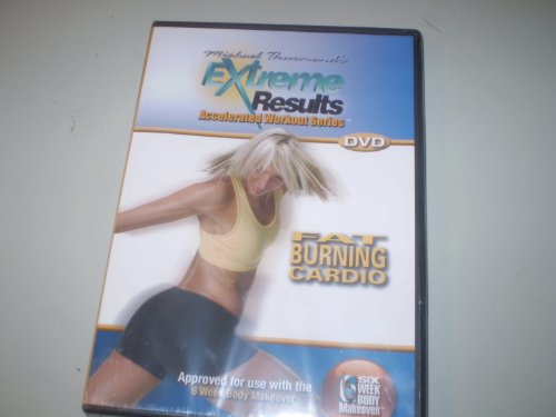 Michael Thurmond's Extreme Results Accelerated Workout - Fat Burning Cardio