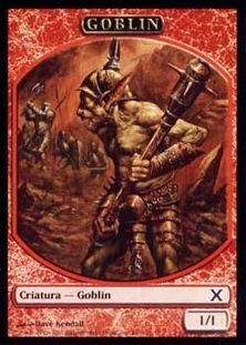 (Magic: the Gathering - Goblin Token (4/6) - Tenth Edition)