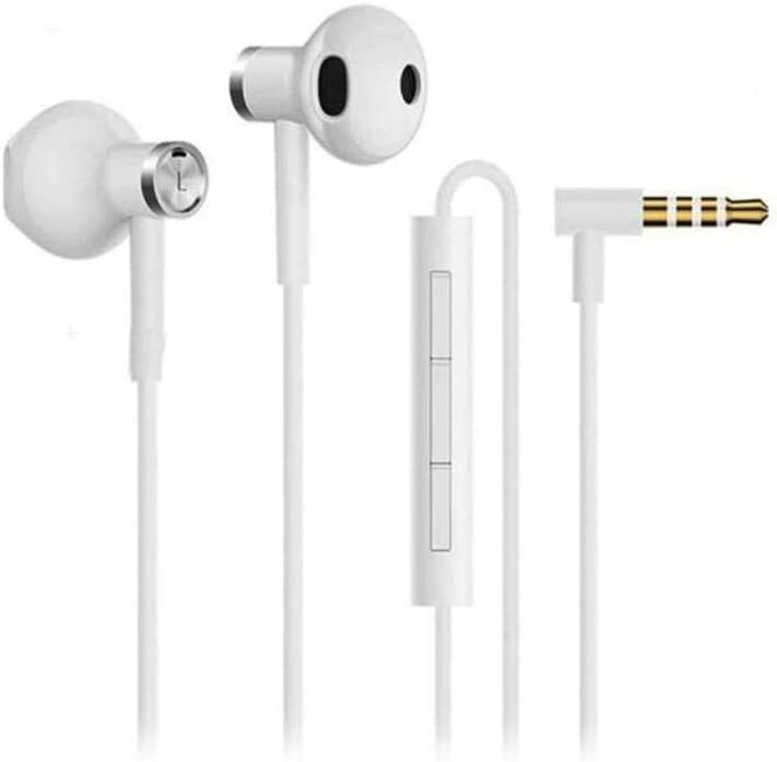 Xiaomi zbw4406ty 3.5mm Dual Membrana Auriculares Color Blanco