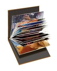 Ultra Pro 4 by 6-Inch Photo Album, Mini, Chevron, 2-Pack