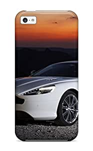 New Snap-on BowenTiffany Skin Case Cover Compatible With Iphone 5c- Aston Martin Virage 26
