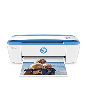 HP DeskJet 3755 Compact All-in-One Wireless Printer + Amazon Dash Replenishment Digital Setup Guide