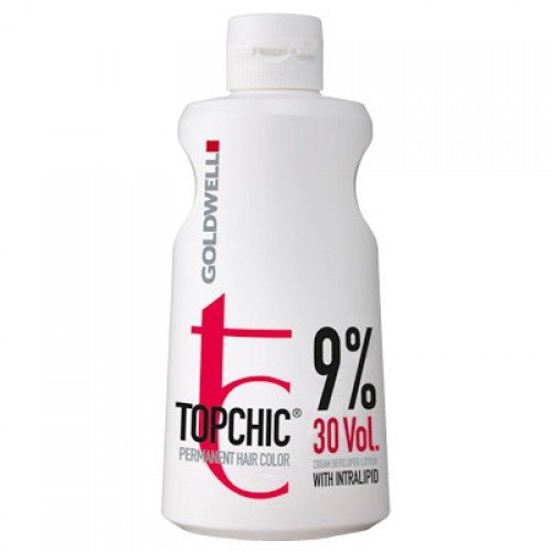 Goldwell Topchic Developer Lotion, 30 Volume (9%), for sale  Delivered anywhere in USA
