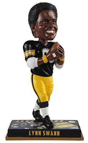 Forever Collectibles Lynn Swann Pittsburgh Steelers NFL Legends Series Special Edition Bobblehead NFL