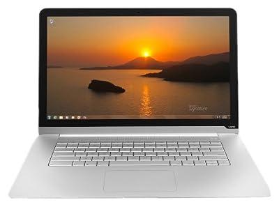 Vizio CT14-A0 14-Inch Thin Light Ultrabook Laptop PC (1.80GHz Intel Core i3-3217U Processor, 4GB RAM 128GB SSD Windows 7 Home Premium) Silver