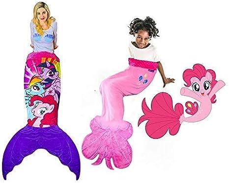 Minky Mermaid Tail Blankets
