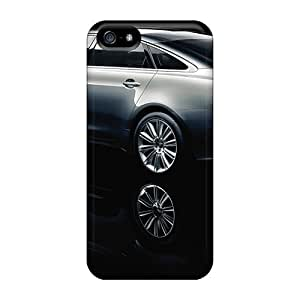 Durable Protector Case Cover With Cars Jaguar Xj Hot Design For Iphone 5/5s
