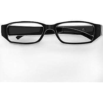 85b03fe752 Aisoul Hidden Camera Eyeglasses Loop Video Recorder Fashion Spy Camera  Security Cam