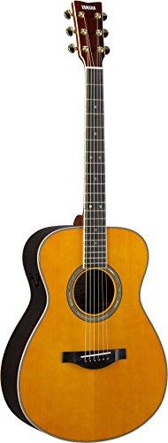 Yamaha L-Series Transacoustic Guitar - Concert Size, Vintage Tint