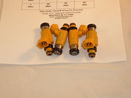4g93 fuel injectors - 7