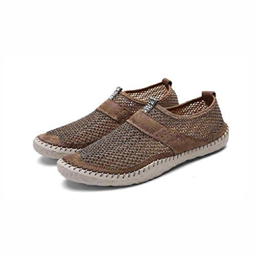 para Sandalias Agua 39 Verano Respirables de al Aire Do Zapatos Libre de Trekking de para Casuales Deportes Color Tamaño Hombres Do Zapatos Malla Súper para de Senderismo para Zapatos 1nwpqEX8xw
