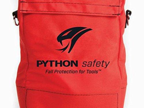 Python WTHPCH1RET2P Tool Pouch Single Retractor Dual Pockets