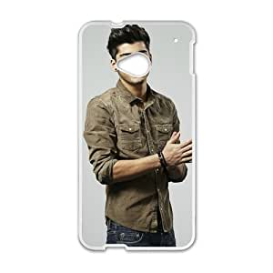 Malcolm Zayn Malik Cell Phone Case for HTC One M7