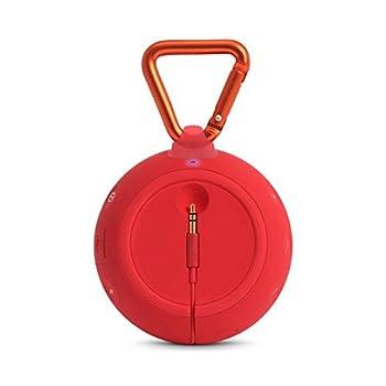 Jbl Clip 2 Waterproof Portable Bluetooth Speaker (Red) 2